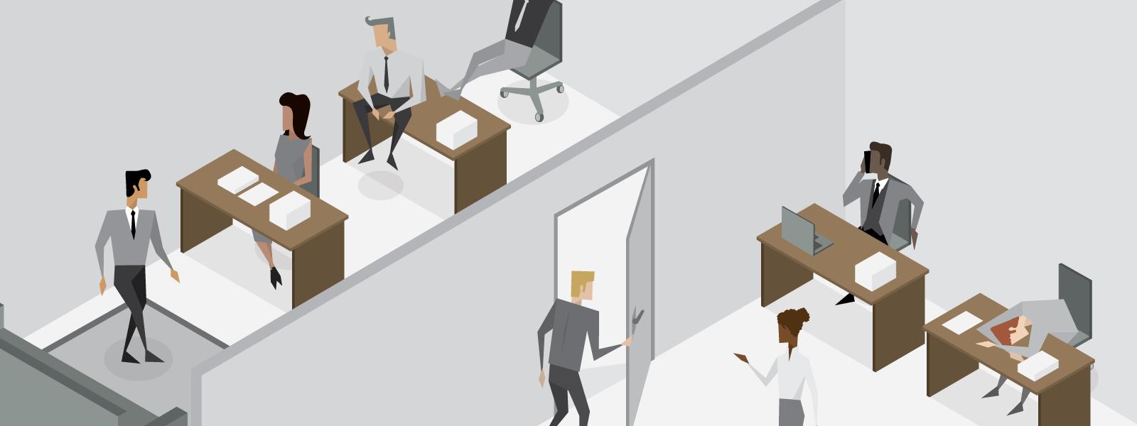 Employee disengagement