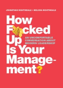 How F*cked Up is Your Management book cover