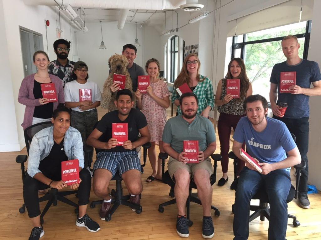 SoapBox Book Club: Powerful by Patty McCord