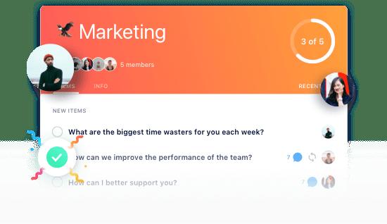 Lead team meetings that aren't time-sucks ⏱