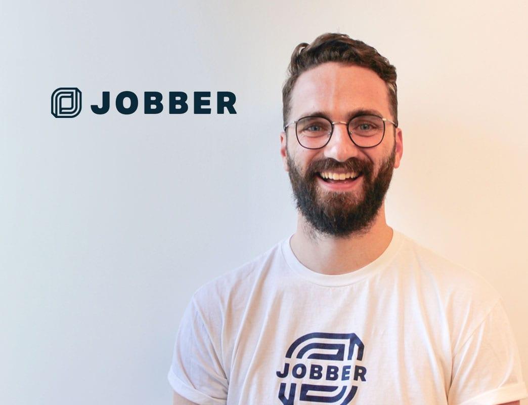Connor Bradley of Jobber