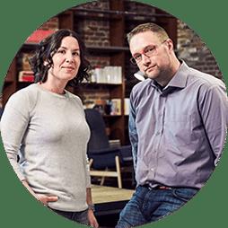 Melissa and Jonathan Nightingale