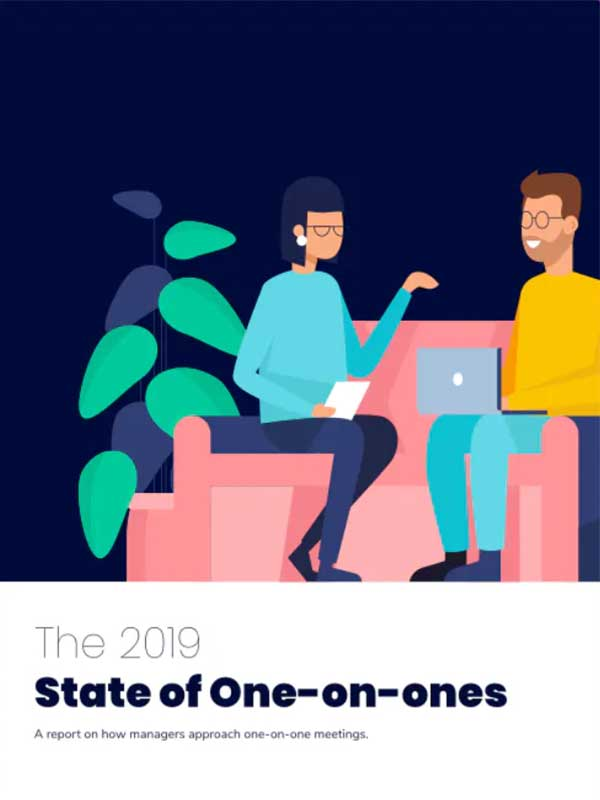 State of One-on-ones cover page