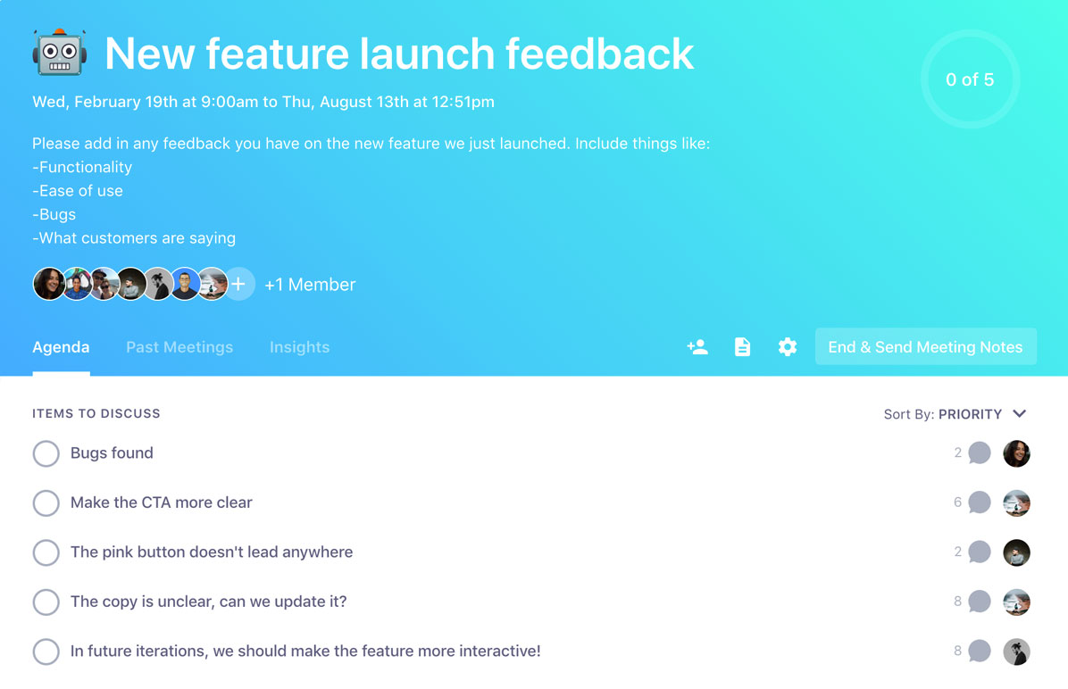 idea management feedback