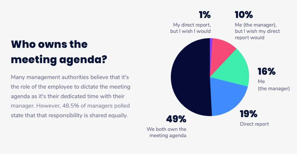 Who owns the meeting agenda