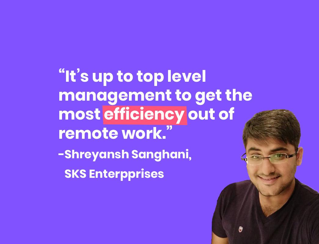 Shreyansh Remote Leaders
