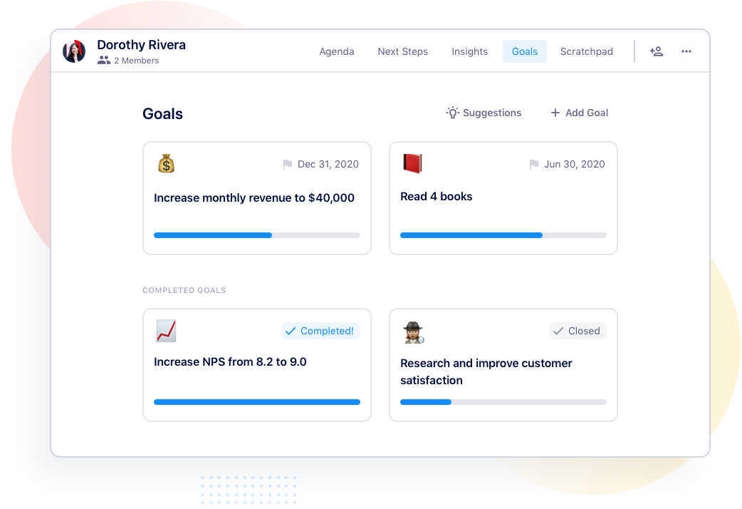goal examples okrs and smart