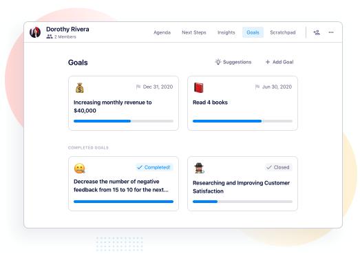 soapbox goal setting software